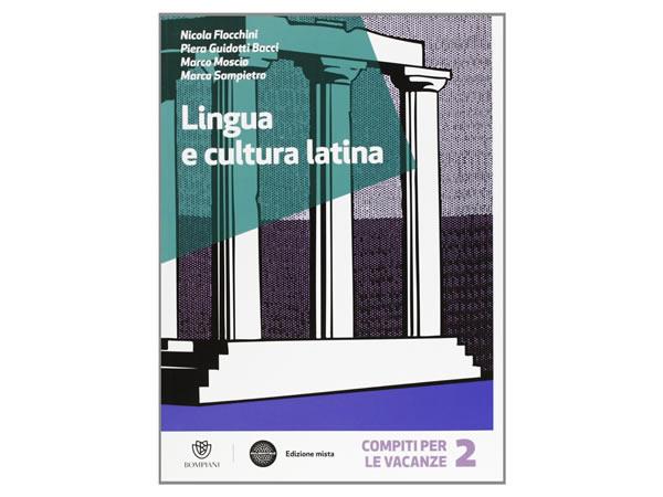 画像1: イタリア高校生向けラテン語問題集 【A1】【A2】【B1】【B2】【C1】【C2】