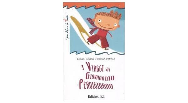 画像1: イタリアの児童文学作家ジャンニ・ロダーリの読み切り童話「I viaggi di Giovannino Perdigiorno」 【A1】【A2】【B1】【B2】