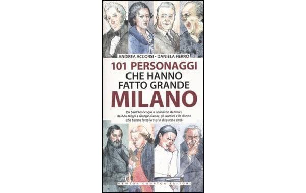 画像1: ミラノを偉大にした101人 【B2】 【C1】