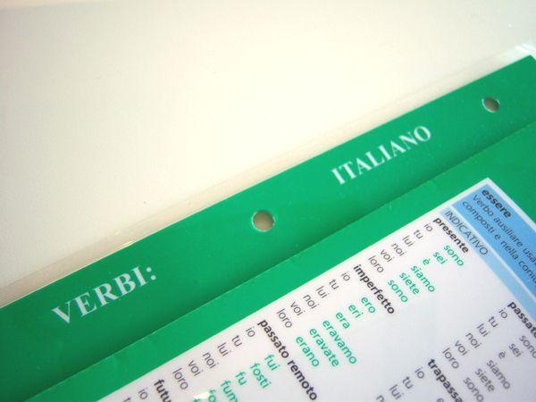 画像5: こういうのが欲しかった!イタリア動詞活用表一覧 【A1】【A2】【B1】【B2】【C1】【C2】