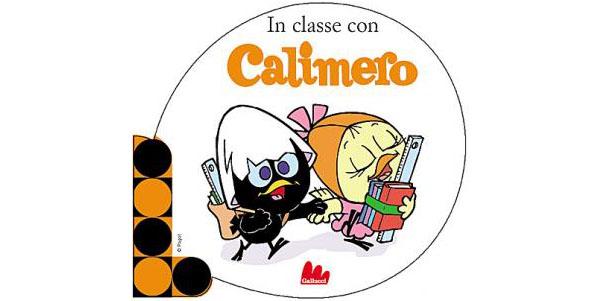 画像1: イタリア語で絵本、カリメロを読む In classe con Calimero (Orecchie)  対象年齢3歳以上【A1】