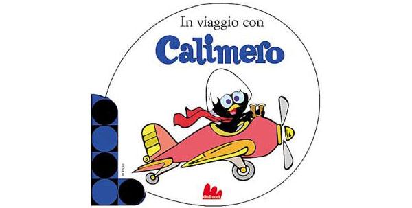 画像1: イタリア語で絵本、カリメロを読む In viaggio con Calimero (Orecchie)  対象年齢3歳以上【A1】