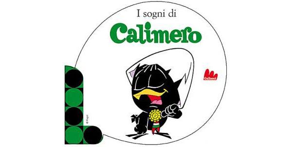 画像1: イタリア語で絵本、カリメロを読む I sogni di Calimero (Orecchie)  対象年齢3歳以上【A1】