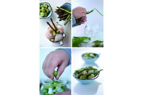画像3: チェーヴィのイラスト☆イタリア語で作る子供のための、子供と一緒に作る料理 Il cucchiaino 【A1】