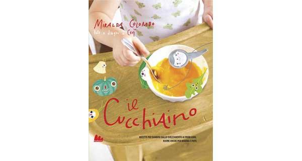 画像1: チェーヴィのイラスト☆イタリア語で作る子供のための、子供と一緒に作る料理 Il cucchiaino 【A1】