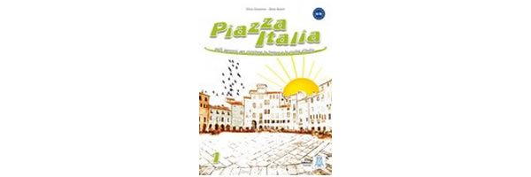 画像1: イタリア語ベーシック問題集 PIAZZA ITALIA 1 (デジタル書籍も有り)【A1】【A2】【B1】