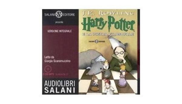 画像1: CD オーディオブック ハリー・ポッターと賢者の石 【A1】【A2】【B1】【B2】【C1】