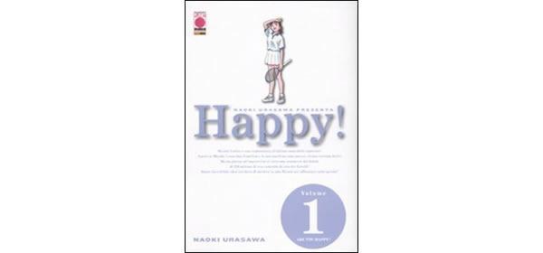 画像1: イタリア語で読む、浦沢直樹の「Happy!」1巻-15巻 【B1】【B2】