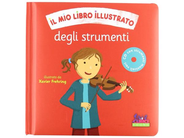 画像1: イタリア語で読む、絵本 CD付き初めての楽器【A1】