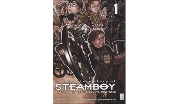 画像1: イタリア語で読む、大友克洋の「スチームボーイ」1巻、2巻 【B1】【B2】