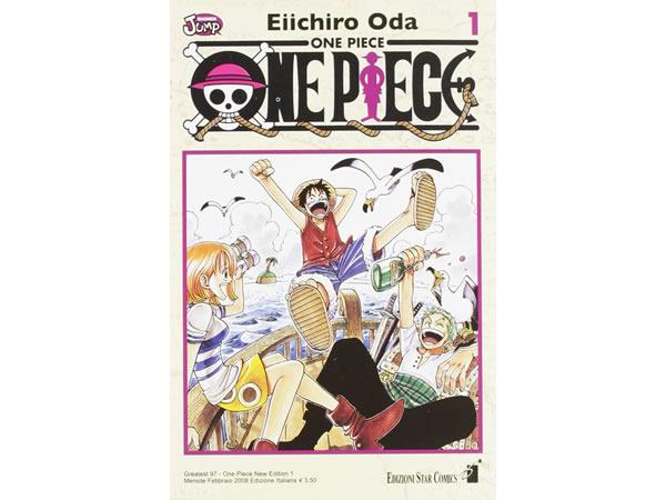 画像1: イタリア語で読む、尾田栄一郎の「ONE PIECE」1巻-88巻 【B1】
