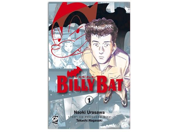 画像1: イタリア語で読む、浦沢直樹の「BILLY BAT」1巻-10巻 【B1】【B2】
