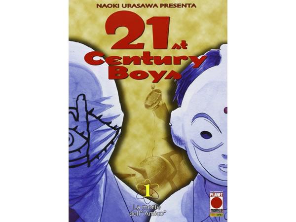 画像1: イタリア語で読む、浦沢直樹の「21世紀少年」1巻、2巻 【B1】【B2】