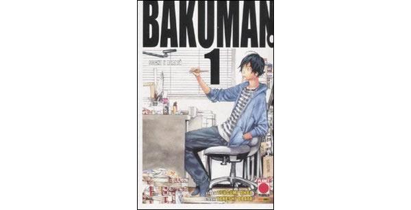 画像1: イタリア語で読む、小畑健、大場つぐみの「バクマン。」1巻-5巻 【B1】