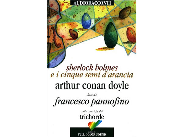 画像1: CD オーディオブック アーサー・コナン・ドイル  シャーロック・ホームズシリーズ オレンジの種五つ【B2】【C1】
