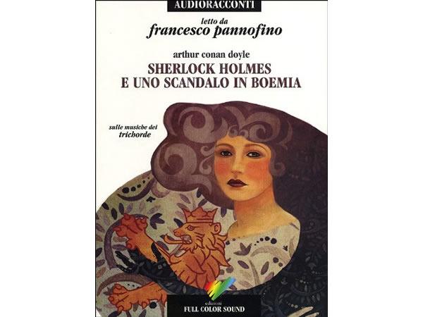 画像1: CD オーディオブック アーサー・コナン・ドイル  シャーロック・ホームズシリーズ  ボヘミアの醜聞【B2】【C1】