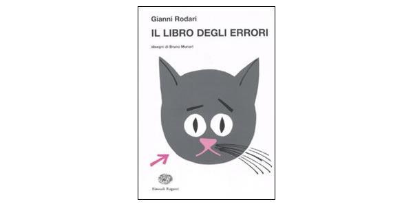 画像1: イタリアの児童文学作家ジャンニ・ロダーリの「Il libro degli errori」 【A1】【A2】【B1】【B2】