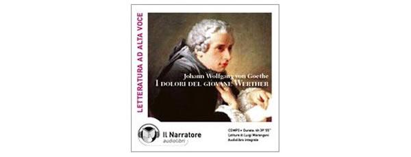 画像1: CD オーディオブック ゲーテの「若きウェルテルの悩み」  【B2】【C1】
