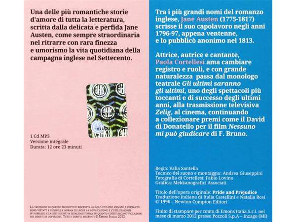 画像2: CD オーディオブック ジェーン・オースティン 高慢と偏見 【B2】【C1】