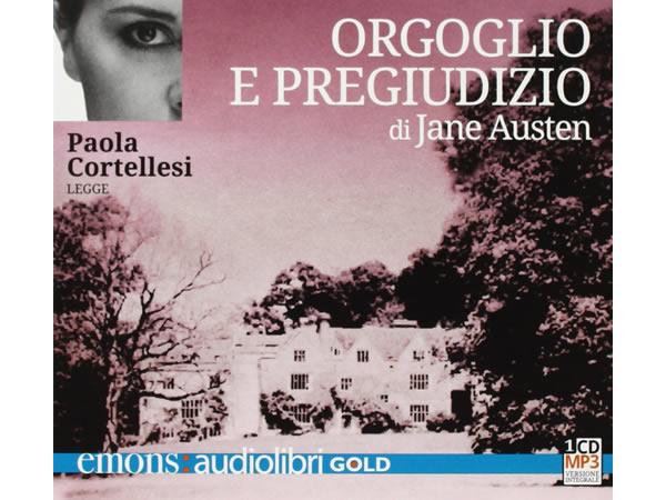 画像1: CD オーディオブック ジェーン・オースティン 高慢と偏見 【B2】【C1】