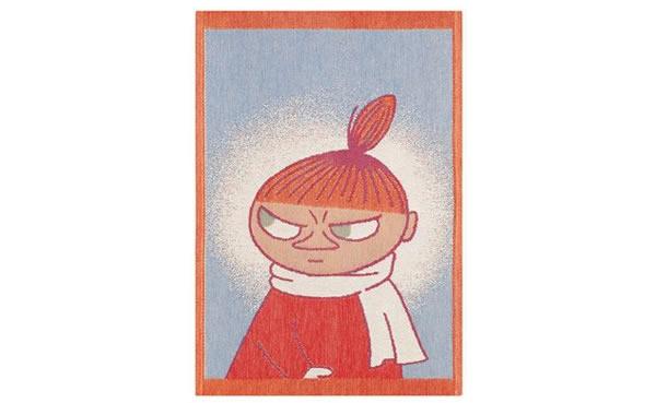 画像1: ムーミン キッチン布巾 ミー