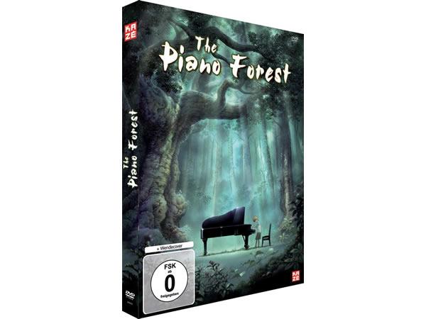 画像1: ドイツ語&ポーランド語で観る一色まことの「ピアノの森」 DVD