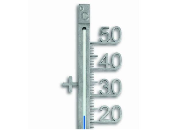 画像2: シンプルな温度計【カラー・グレー】【カラー・ブルー】