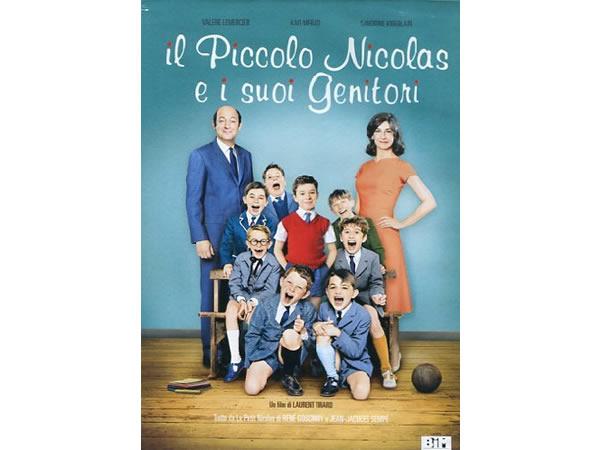 画像1: イタリア語で観るフランスのプチニコラ映画「 Il Piccolo Nicolas E I Suoi Genitori 」  DVD 【A1】 【A2】【B1】【B2】