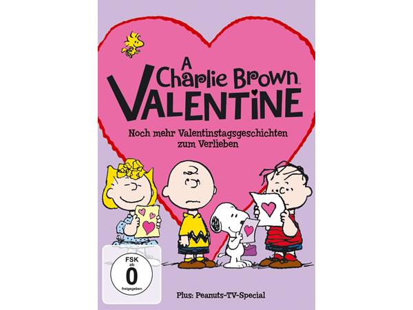 画像1: ドイツ語&ポーランド語などで観る、チャールズ・M・シュルツの「Peanuts - A Charlie Brown Valentine 」 DVD