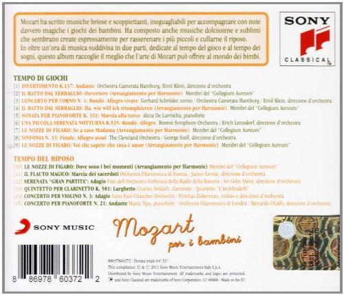 画像2: CD付き子供向けモーツァルト音楽集【A1】