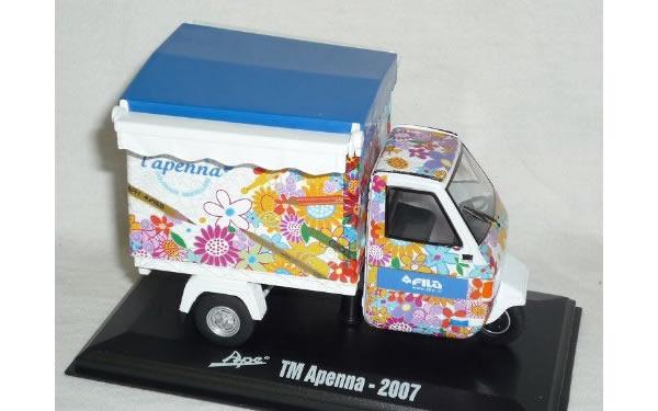 画像1: Italeri アーペ TM Apenna 2007【カラー・ブルー】【カラー・ホワイト】