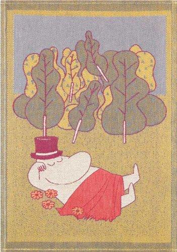 画像1: ムーミン キッチン布巾 夢
