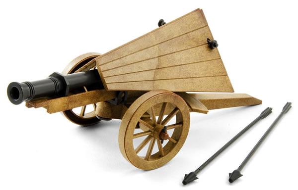 画像1: Italeri 火砲模型 レオナルド・ダ・ヴィンチ【カラー・ブラウン】