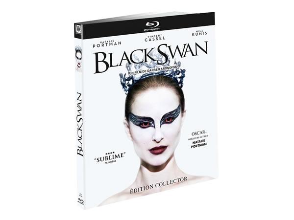 画像1: ハンガリー語&ポーランド語などで観る、ダーレン・アロノフスキーの「ブラック・スワン」 Blu-ray