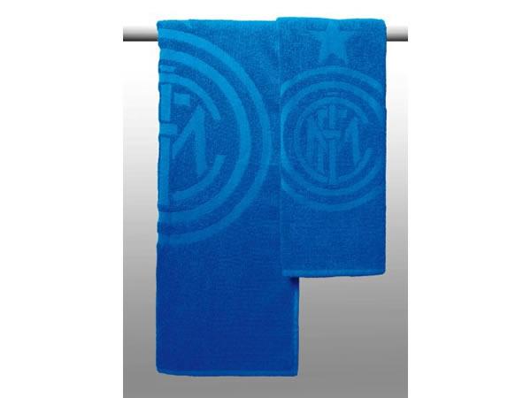画像1: インテル タオルセット【カラー・ブルー】【カラー・ブラック】