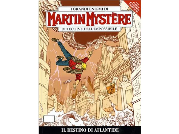 画像1: イタリア語で読むイタリアの漫画、Sergio Bonelli Editoreの隔月「Martin Mystere」【A1】【B2】