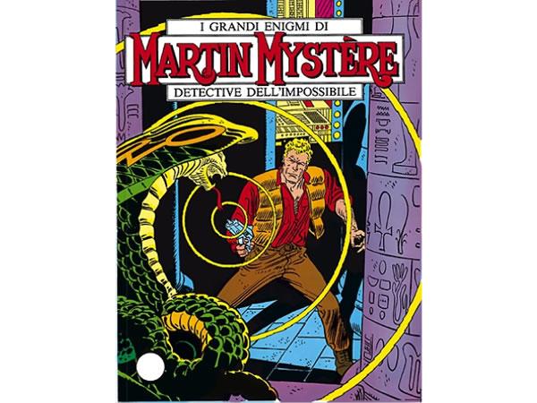 画像1: イタリア語で読むイタリアの漫画、Sergio Bonelli Editoreの月刊「Martin Mystere」【A1】【B2】