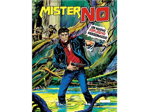 画像1: イタリア語で読むイタリアの漫画、Sergio Bonelli Editoreの月刊「Mister NO」【A1】【B2】