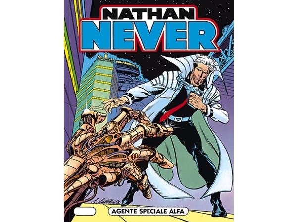 画像1: イタリア語で読むイタリアの漫画、Sergio Bonelli Editoreの月刊「Nathan Never」 【A1】【B2】