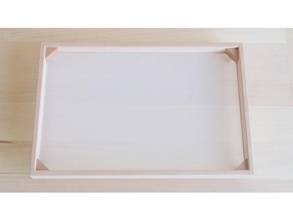 画像1: 手打ちパスタ用 スタッキング可能 パスタ乾燥器 32 x 48 cm