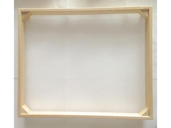 画像1: 手打ちパスタ用 パスタ乾燥器 48 x 48 cm