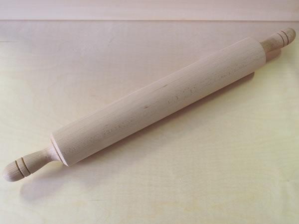画像1: 2サイズ展開 手打ちパスタ用麺棒 プロフェッショナル用 55 cm / 65 cm