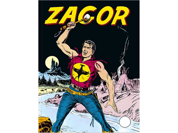 画像1: イタリア語で読むイタリアの漫画、Sergio Bonelli Editoreの月刊「Zagor」【A1】【B2】