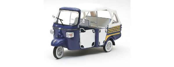 画像1: Italeri アーペ Piaggio Calessino 68006【カラー・ブルー】【カラー・ホワイト】