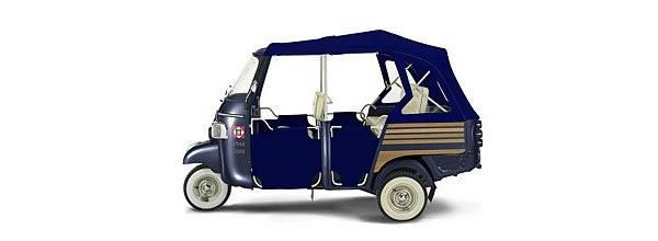 画像2: Italeri アーペ Piaggio Calessino 68007【カラー・ブルー】