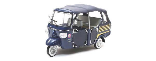 画像1: Italeri アーペ Piaggio Calessino 68007【カラー・ブルー】