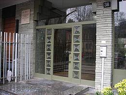 ミラノ、Sergio Bonelli Editore (セルジョ ボネッリ エディトーレ)の オフィスがある建物