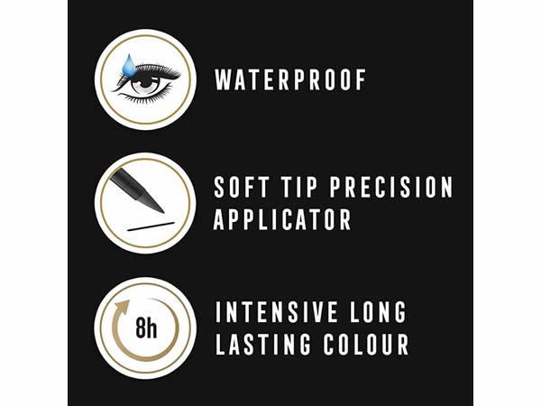 画像3: 【3色展開】MAXFACTOR X アイライナー COLOUR X-PERT WATERPROOF EYELINER