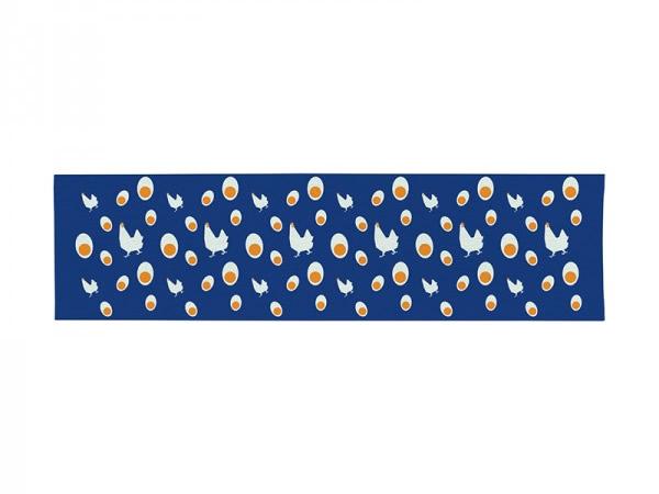 画像2: 3柄展開 BARILLA テーブルランナー 150 x 44 cm バリッラ【カラー・ブルー】【カラー・イエロー】【カラー・マルチ】