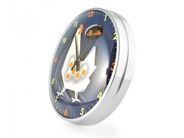 画像3: 4柄展開 BARILLA 壁掛け時計 バリッラ【カラー・ブルー】【カラー・イエロー】【カラー・ブラック】